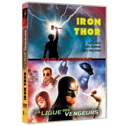 DVD double - Iron Thor & La...