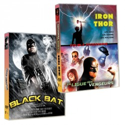 Pack nanar super-héroïque :...