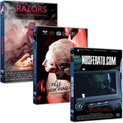 Pack série B : Razors, La...