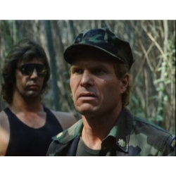 Thornton (Fritz Matthews) et Hogan (David Campbell)