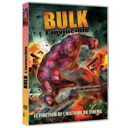 DVD - Bulk l'invincible