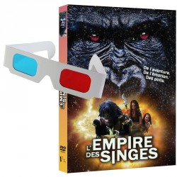 DVD - L'Empire des Singes...