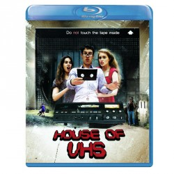 "Blu-ray ""House of VHS"""
