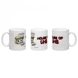 "Tasse ""House of VHS"""